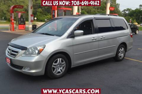 2005 Honda Odyssey for sale at Your Choice Autos - Crestwood in Crestwood IL
