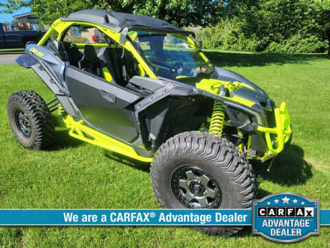 2020 Can-Am Maverick X3 X MR Turbo RR for sale at RoseLux Motors LLC in Schnecksville PA