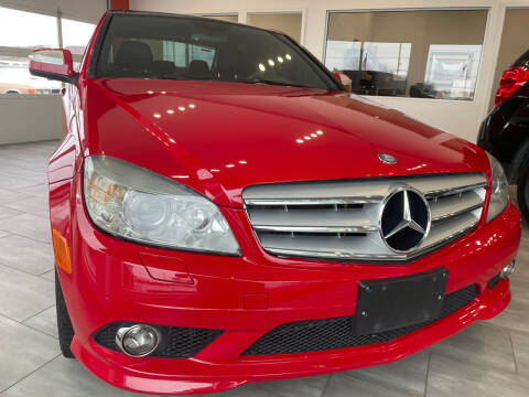 2009 Mercedes-Benz C-Class for sale at Evolution Autos in Whiteland IN