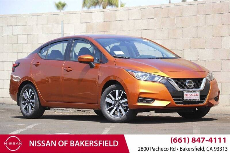 2021 Nissan Versa for sale in Bakersfield, CA