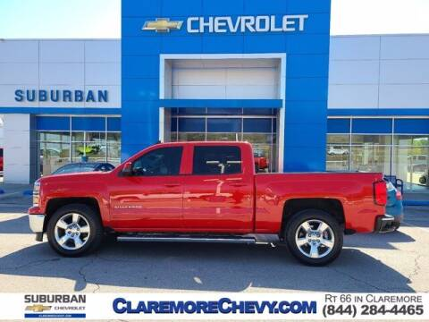 2015 Chevrolet Silverado 1500 for sale at Suburban Chevrolet in Claremore OK