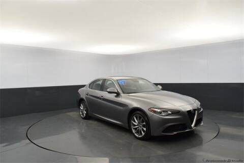 2017 Alfa Romeo Giulia for sale at Tim Short Auto Mall in Corbin KY