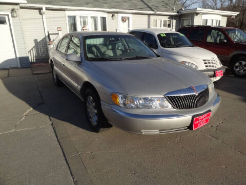 2002 Lincoln Continental for sale at John's Auto Sales in Council Bluffs IA