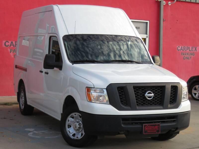2014 Nissan NV Cargo for sale at CarPlex in Manassas VA
