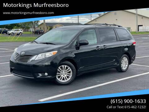 2011 Toyota Sienna for sale at Motorkings Murfreesboro in Murfreesboro TN