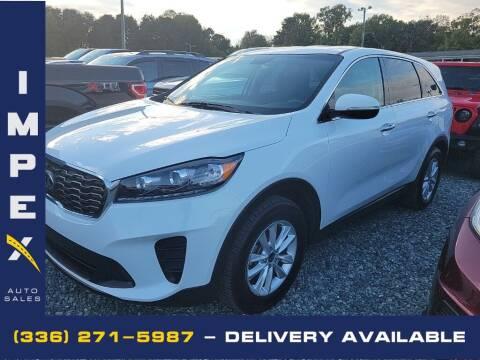 2020 Kia Sorento for sale at Impex Auto Sales in Greensboro NC