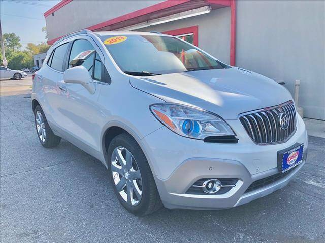 2013 Buick Encore for sale at Richardson Sales & Service in Highland IN
