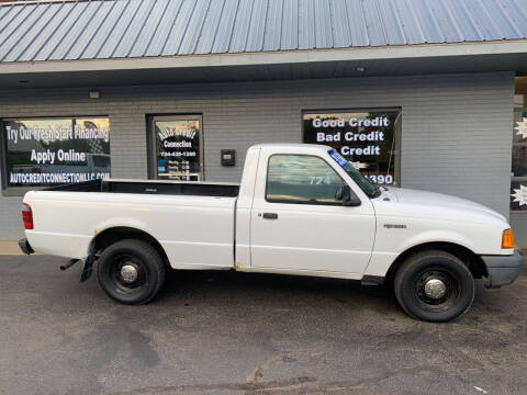2003 Ford Ranger for sale at Auto Credit Connection LLC in Uniontown PA