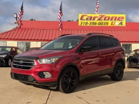2017 Ford Escape for sale at CarZoneUSA in West Monroe LA