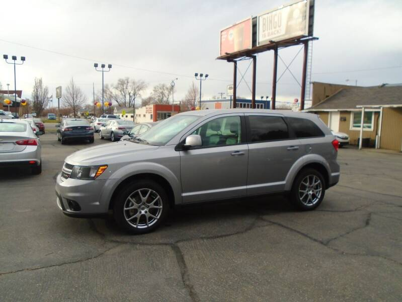 2019 Dodge Journey for sale at Smart Buy Auto Sales in Ogden UT