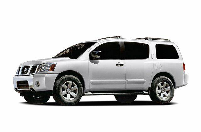 2006 Nissan Armada for sale at Clear Auto Sales in Dartmouth MA