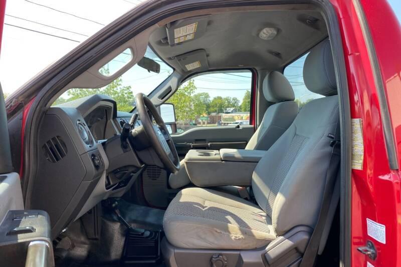 2014 Ford F-350 Super Duty 4x4 XL 2dr Regular Cab 8 ft. LB SRW Pickup - East Greenbush NY