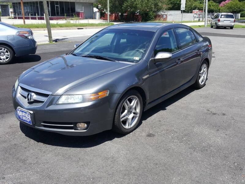 2008 Acura TL for sale at Premier Auto Sales Inc. in Newport News VA
