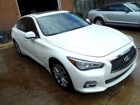 2014 Infiniti Q50 for sale at East Coast Auto Source Inc. in Bedford VA