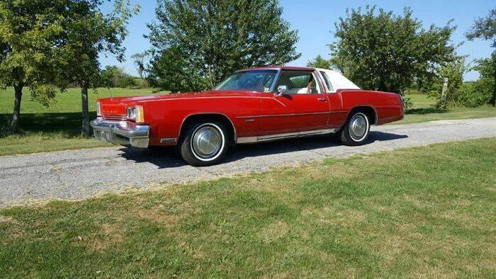 1975 Oldsmobile Toronado for sale in Cadillac, MI