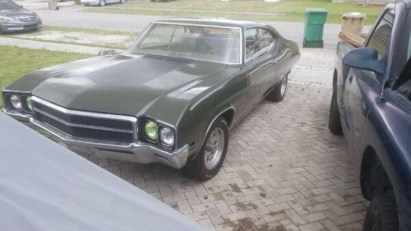 1969 Buick Skylark for sale in Cadillac, MI