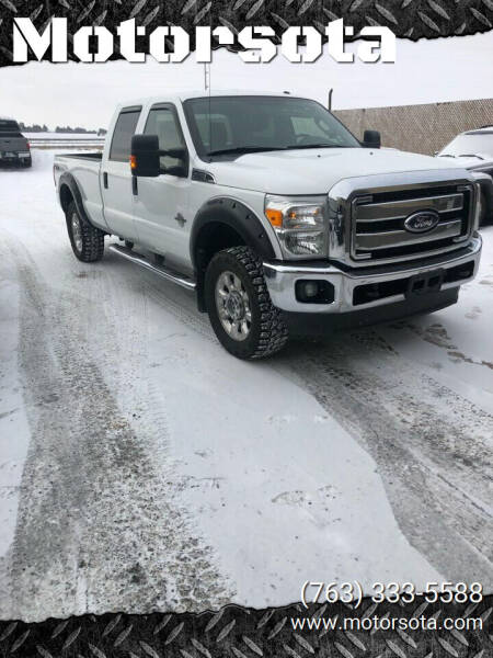 2011 Ford F-350 Super Duty for sale at Motorsota in Becker MN
