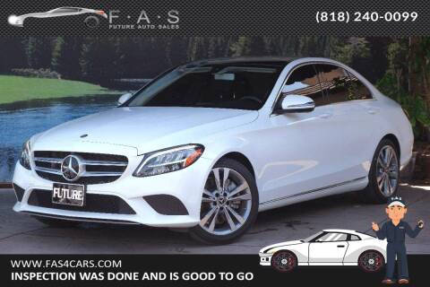2019 Mercedes-Benz C-Class for sale at Best Car Buy in Glendale CA