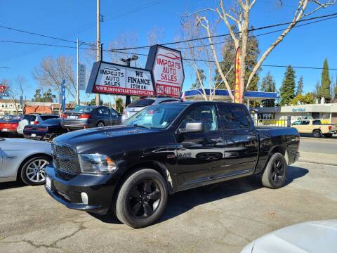 2016 RAM Ram Pickup 1500 for sale at Imports Auto Sales & Service in San Leandro CA