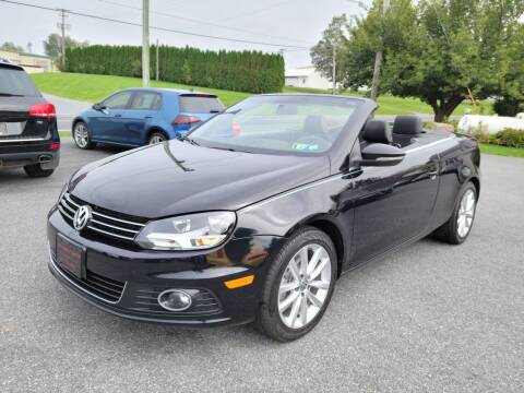 2016 Volkswagen Eos for sale at John Huber Automotive LLC in New Holland PA