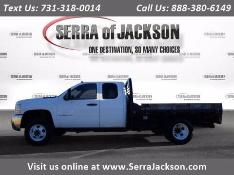 2008 Chevrolet Silverado 3500HD for sale at Serra Of Jackson in Jackson TN