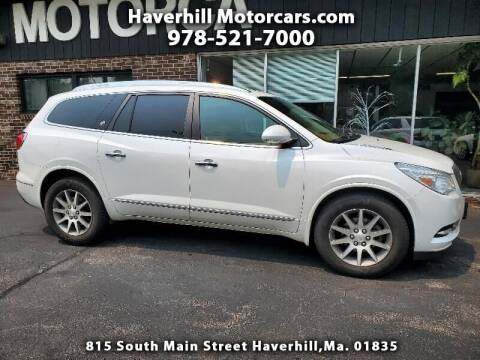2017 Buick Enclave for sale at 125 Auto Finance in Haverhill MA