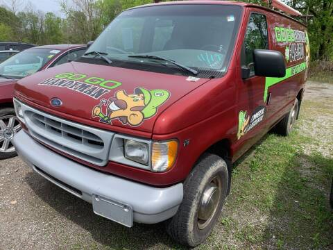 1998 Ford E-250 for sale at Trocci's Auto Sales in West Pittsburg PA