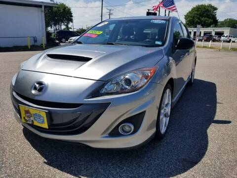 2010 Mazda MAZDASPEED3 for sale at Wheel Deal Auto Sales LLC in Norfolk VA