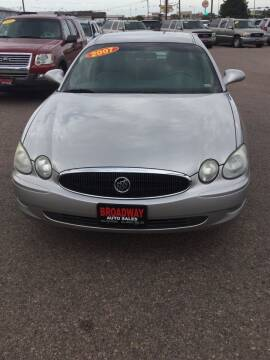 2007 Buick LaCrosse for sale at Broadway Auto Sales in South Sioux City NE