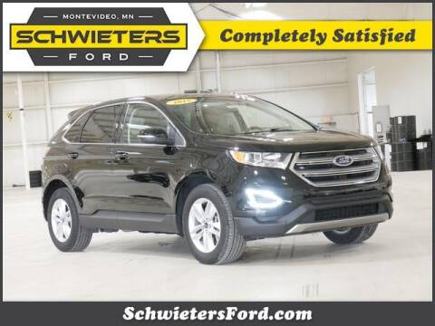 2018 Ford Edge for sale at Schwieters Ford of Montevideo in Montevideo MN