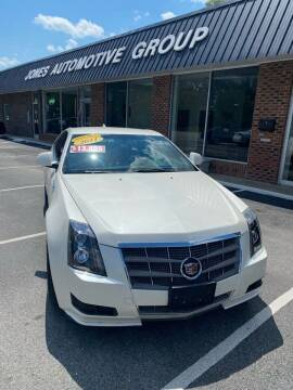 2011 Cadillac CTS for sale at Jones Automotive Group in Jacksonville NC
