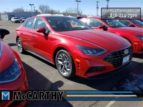 2021 Hyundai Sonata for sale at Mr. KC Cars - McCarthy Hyundai in Blue Springs MO
