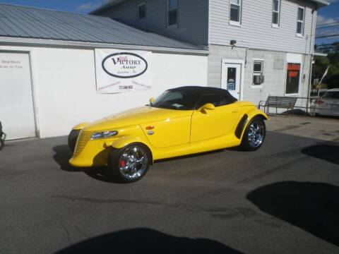 2000 Plymouth Prowler for sale at VICTORY AUTO in Lewistown PA