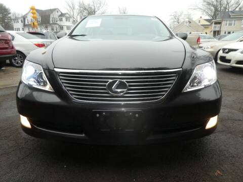 2008 Lexus LS 460 for sale at Wheels and Deals in Springfield MA
