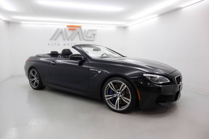2016 BMW M6 for sale at Alta Auto Group LLC in Concord NC