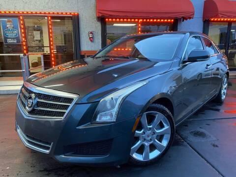 2013 Cadillac ATS for sale at MATRIX AUTO SALES INC in Miami FL