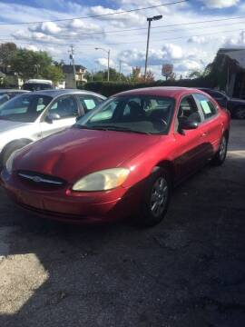 2003 Ford Taurus for sale at Big Bills in Milwaukee WI