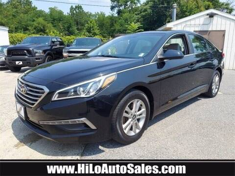 2015 Hyundai Sonata for sale at BuyFromAndy.com at Hi Lo Auto Sales in Frederick MD