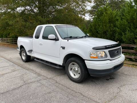 2000 Ford F-150 for sale at Front Porch Motors Inc. in Conyers GA
