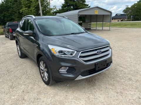 2017 Ford Escape for sale at Becker Autos & Trailers in Beloit KS