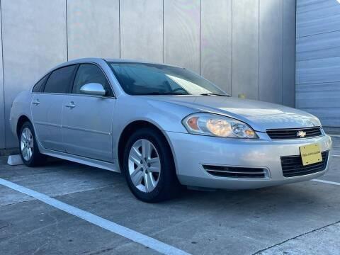 2011 Chevrolet Impala for sale at Delta Auto Alliance in Houston TX