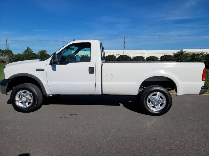 2006 Ford F-250 Super Duty for sale at Dulles Motorsports in Dulles VA