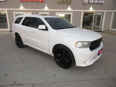 2013 Dodge Durango for sale at West Motor Company in Preston ID