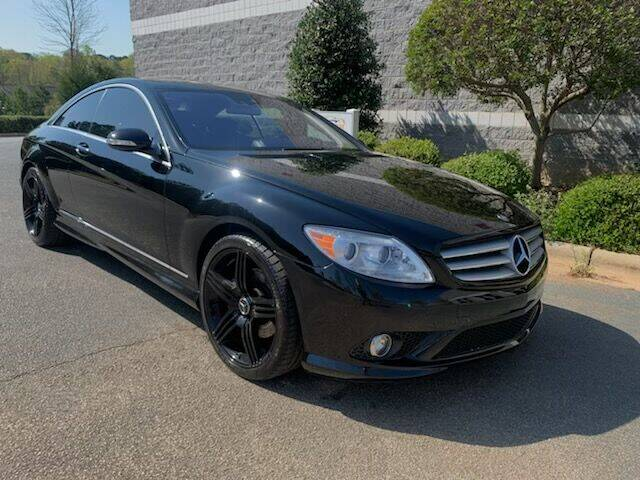 2007 Mercedes-Benz CL-Class for sale at Weaver Motorsports Inc in Cary NC