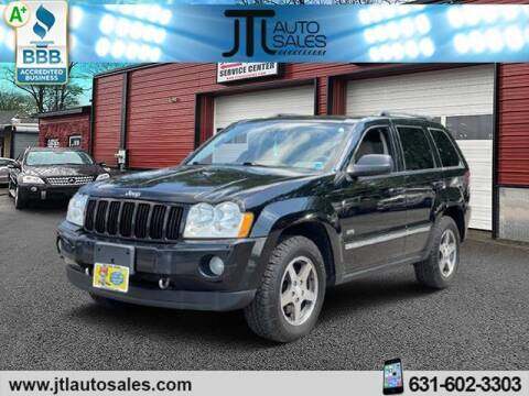 2006 Jeep Grand Cherokee for sale at JTL Auto Inc in Selden NY