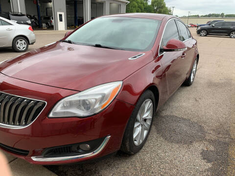 2016 Buick Regal for sale at Blake Hollenbeck Auto Sales in Greenville MI