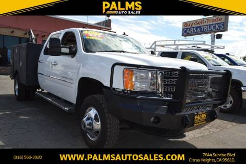 2013 GMC Sierra 3500HD for sale at Palms Auto Sales in Citrus Heights CA