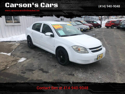 2009 Chevrolet Cobalt for sale at Carson's Cars in Milwaukee WI