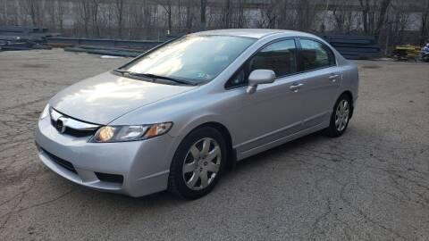 2009 Honda Civic for sale at Seran Auto Sales LLC in Pittsburgh PA
