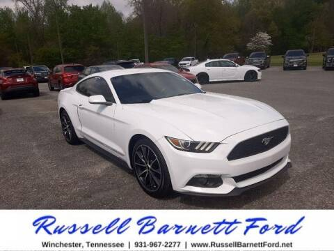 2017 Ford Mustang for sale at Oskar  Sells Cars in Winchester TN